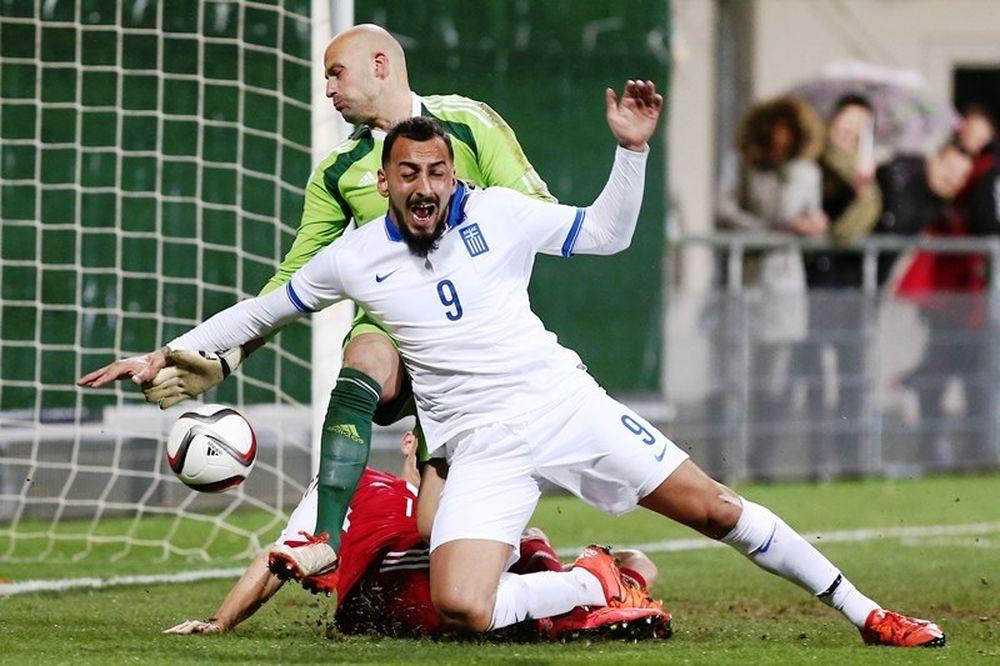 Στον αέρα η μετάδοση του Τουρκία-Ελλάδα!