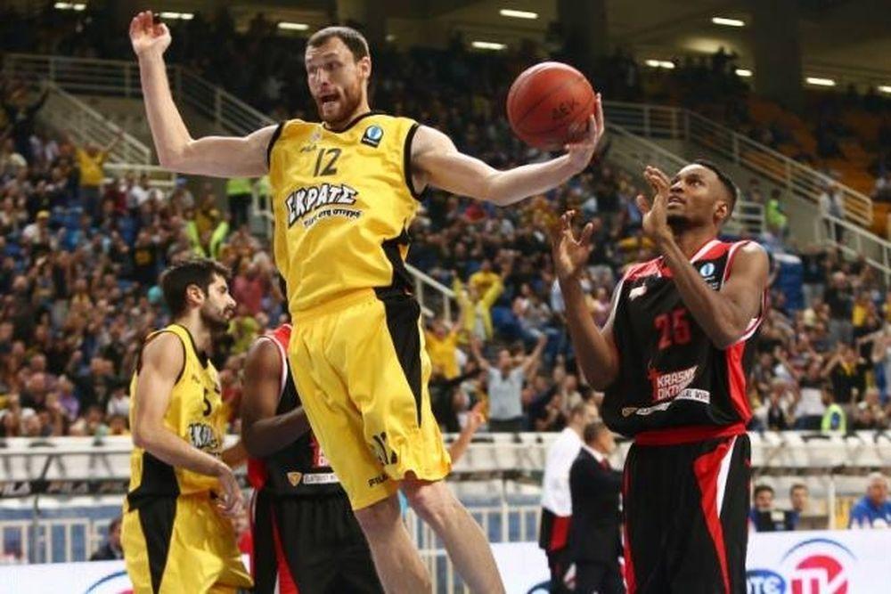 Μαυροκεφαλίδης: «Θα κάνω ό,τι χρειαστεί η ομάδα»
