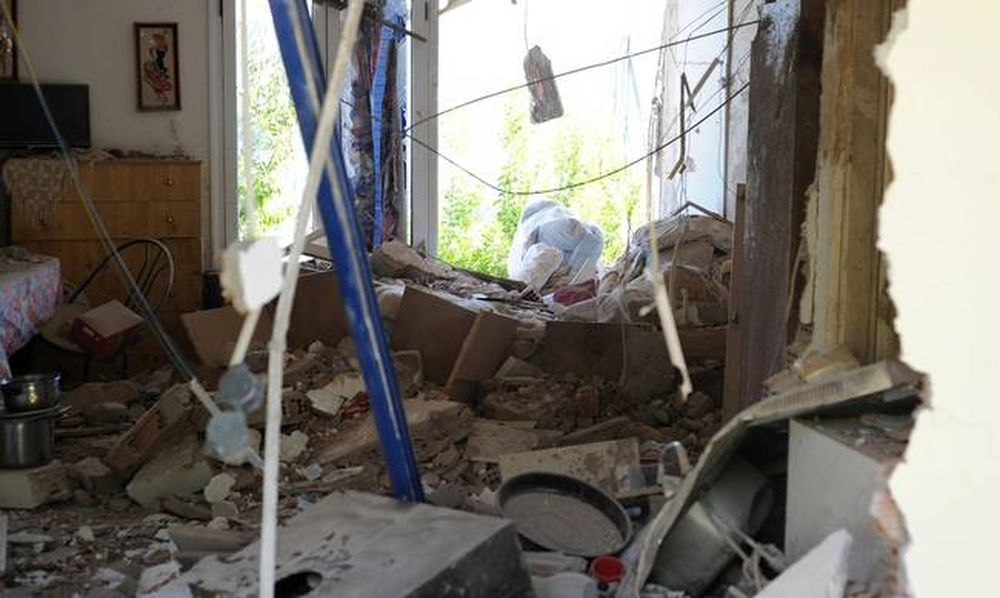Ενισχύεται το Γενικό Νοσοκομείο Λευκάδας μετά το σεισμό