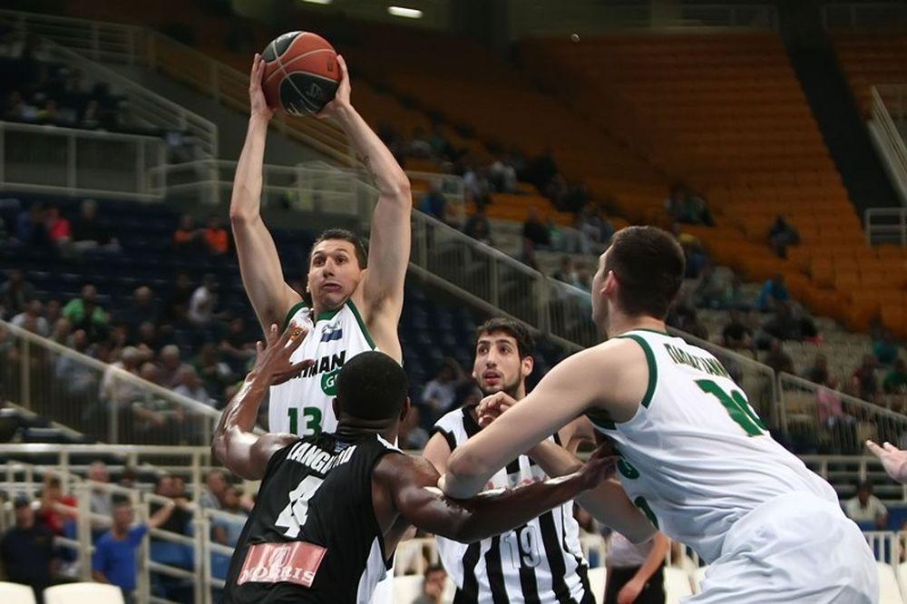 Basket League: Αναβλήθηκε το Παναθηναϊκός - ΠΑΟΚ!
