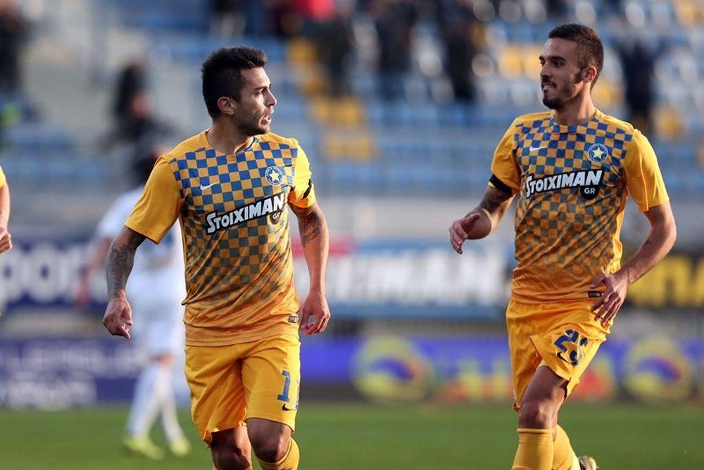 Αστέρας Τρίπολης - Ατρόμητος 1-0: Λύτρωση με Φερνάντες!