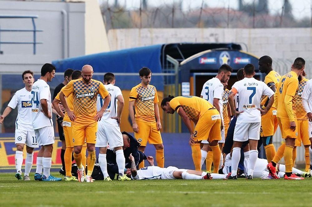 Αστέρας Τρίπολης – Ατρόμητος 1-0: Το γκολ του αγώνα (video)