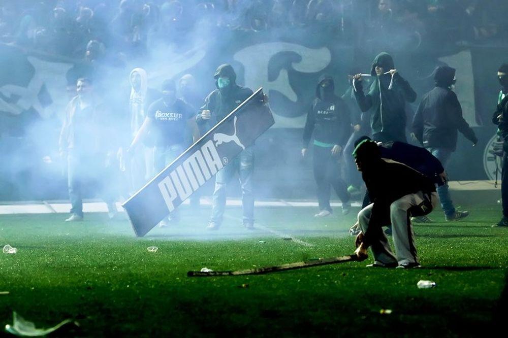 Παναθηναϊκός – Ολυμπιακός: Έξι συλλήψεις!