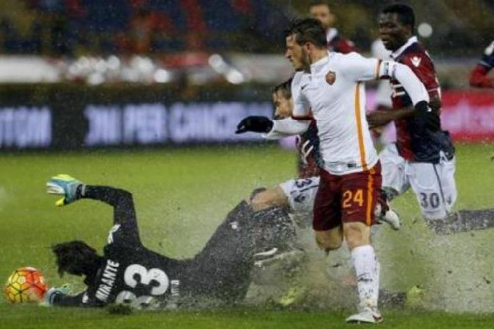 Έχασε τη νίκη μέσα από τα χέρια της η Ρόμα, μοιραίος ο Τοροσίδης (video)