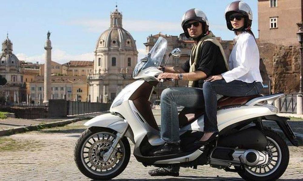 Piaggio: Το Beverly σε ασυναγώνιστη προσφορά