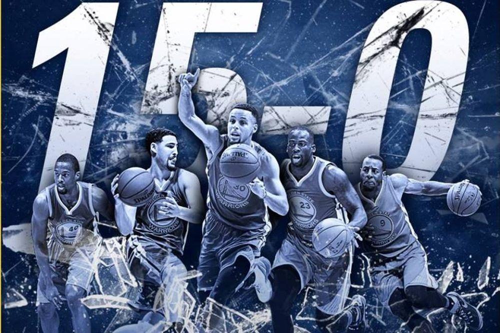 NBA: Την ιστορία την γράφουν οι «Πολεμιστές»!