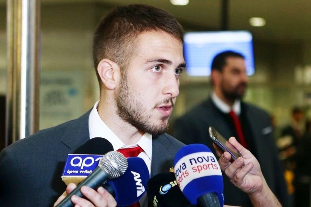 Φορτούνης: «Δεν έχουμε να χάσουμε τίποτα με την Μπάγερν»