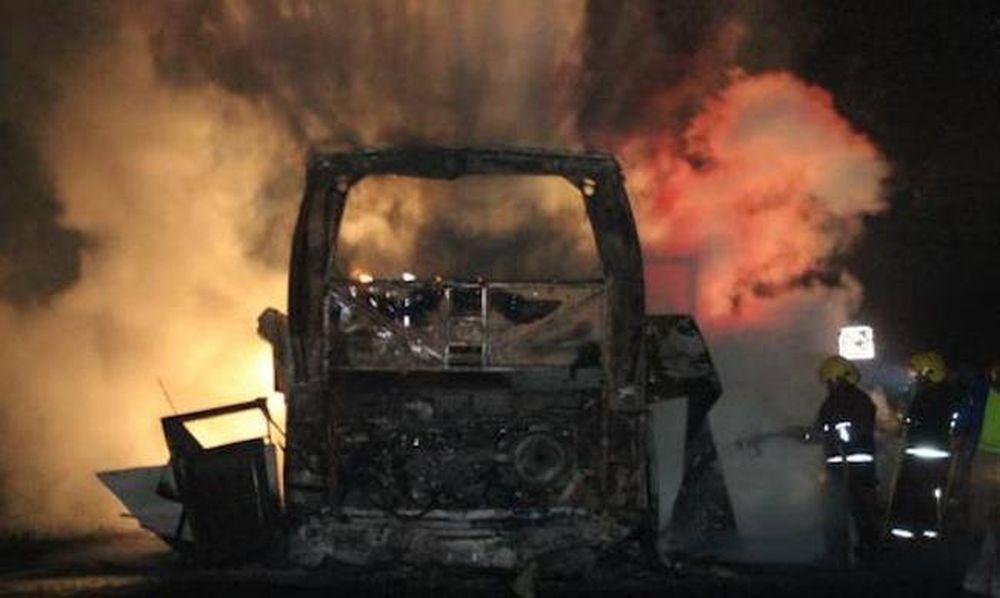 Τραγωδία στο Μεξικό: 20 νεκροί από σύγκρουση λεωφορείου με αυτοκίνητο