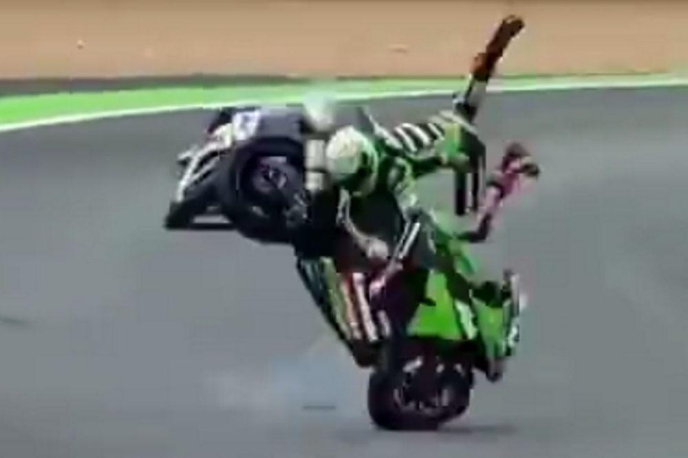 Τούμπες Made in... Moto GP (video)