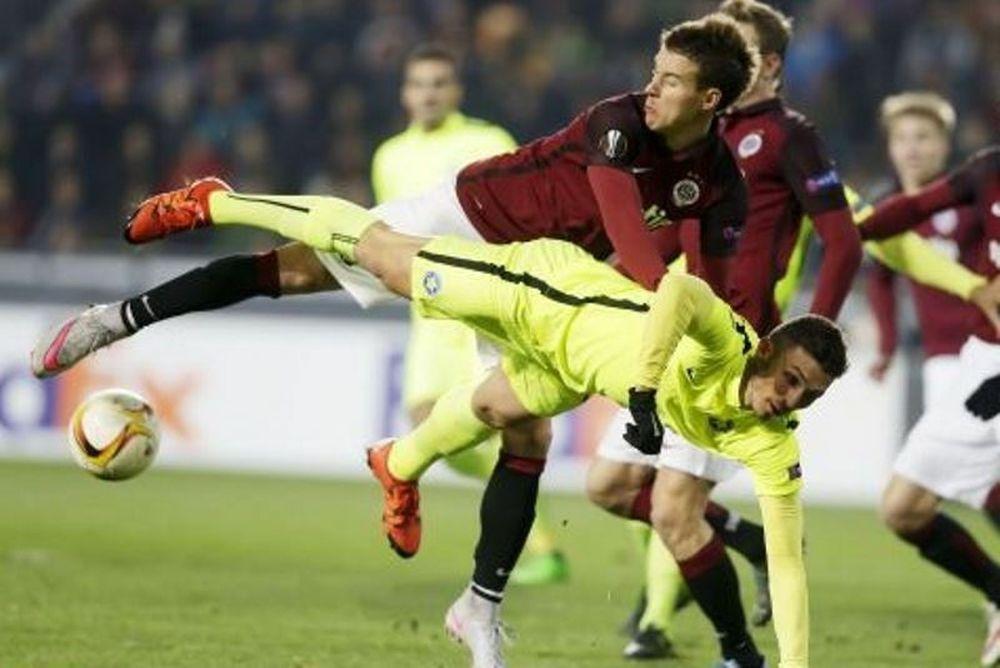 Σπάρτα Πράγας - Αστέρας Τρίπολης 1-0: Ήττα και αποκλεισμός για Αστέρα
