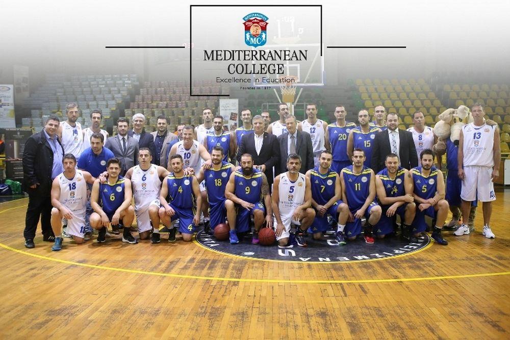 Ένα σημαντικό μήνυμα κοινωνικής προσφοράς από το Mediterranean College