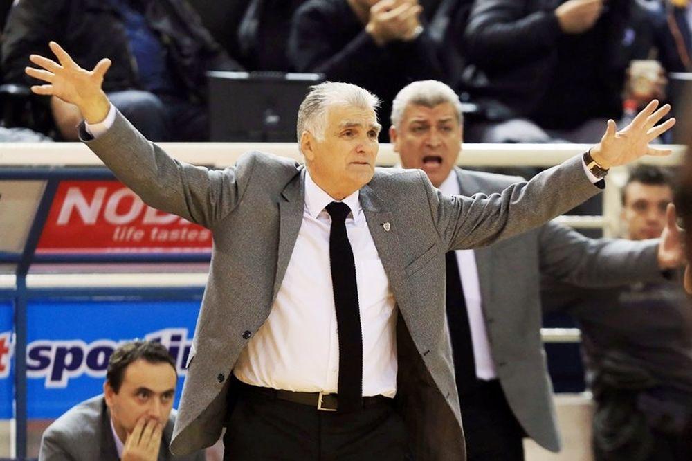Μαρκόπουλος: «Βελτιωθήκαμε στο δεύτερο»