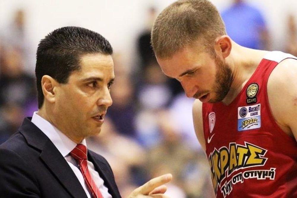 Σφαιρόπουλος: «Δεν ρισκάραμε με τους τραυματίες»