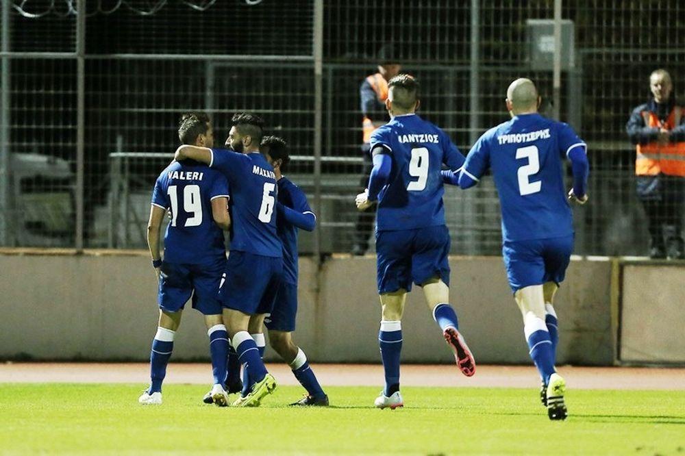 Λεβαδειακός – Ξάνθη 1-0: Το γκολ του αγώνα (video)