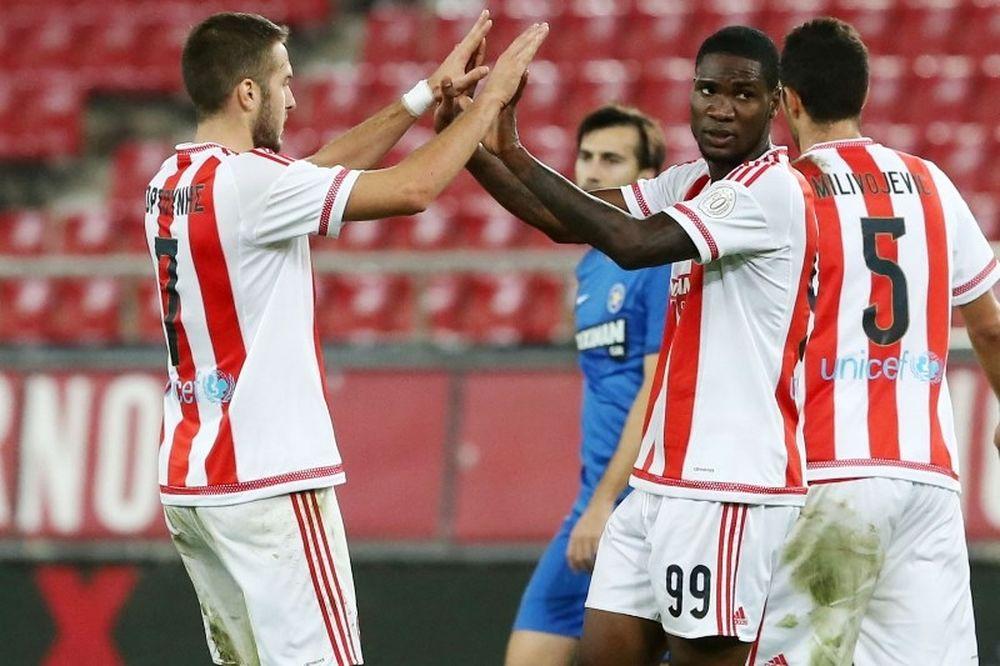 Ολυμπιακός - Αστέρας Τρίπολης 3-1: Τα γκολ του αγώνα (video)