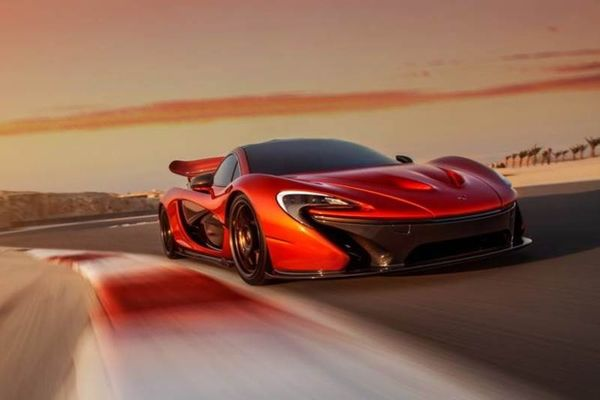 Η P1, η κορυφαία McLaren ολοκληρώνει τον κύκλο της (photos)