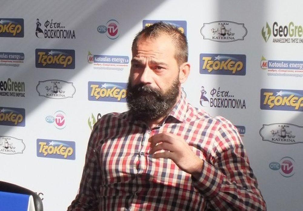 Ψάχνουν προπονητή τα Τρίκαλα - Τέλειωσε και ο Παναγόπουλος!