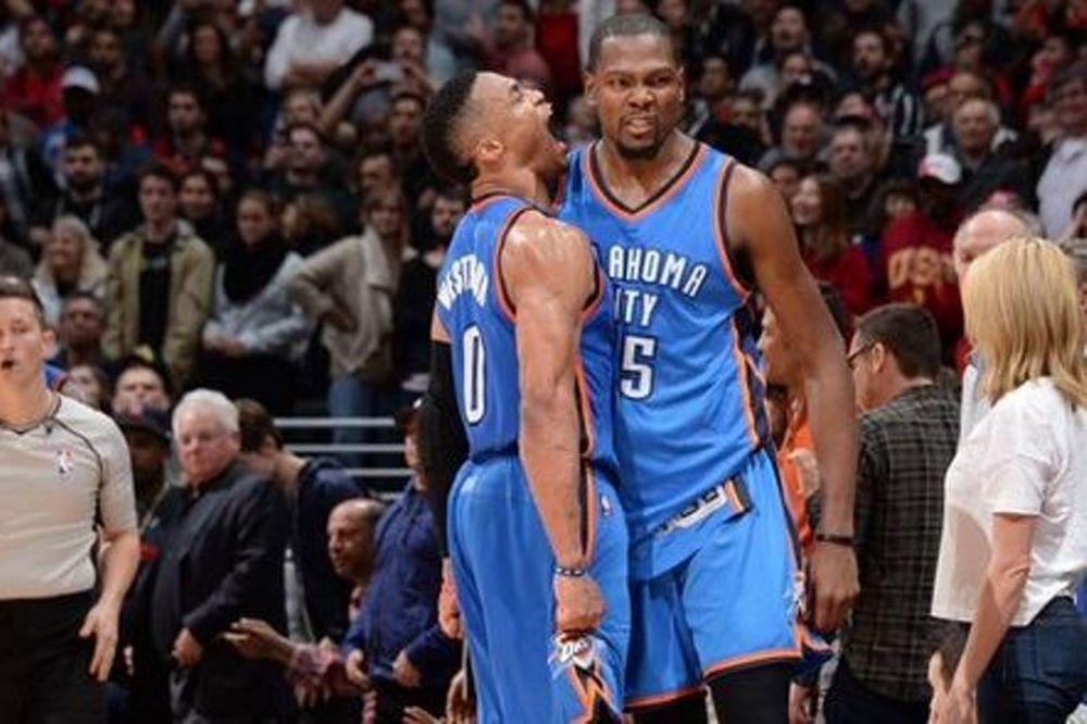 NBA: Buzzer beater και νίκη για τους Thunder (videos)