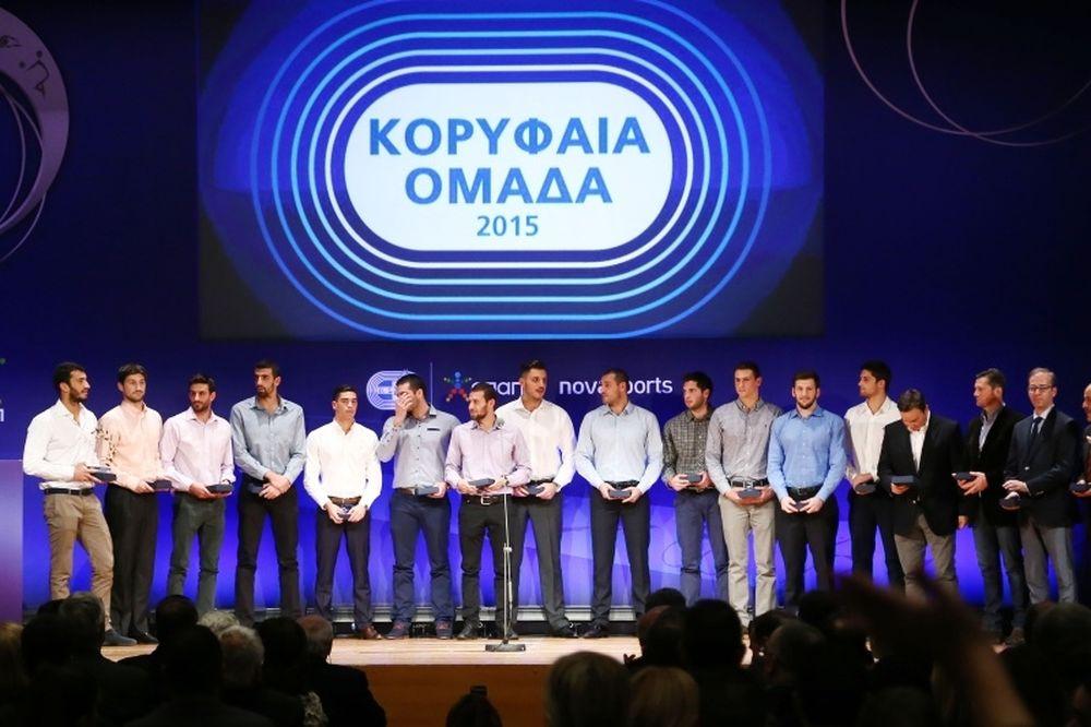 Κορυφαία ομάδα η Εθνική πόλο ανδρών!