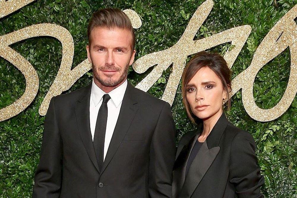 Ζεύγος από χρυσάφι David και Victoria Beckham! (photo)