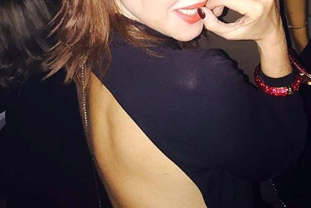 Ελληνίδα ηθοποιός βγήκε έξω χωρίς εσώρουχα και μας… διέλυσε (photo)