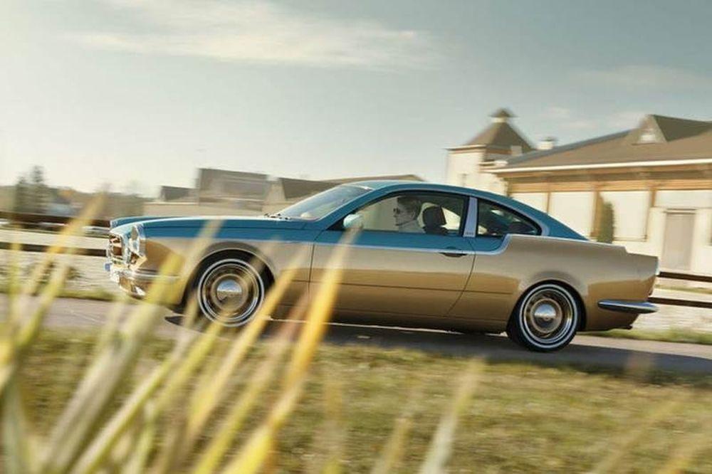 Ρετρό: Bilenkin Classic Cars (photos)