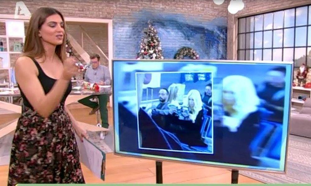 Η απίστευτη ατάκα-μπηχτή της Τσιμτσιλή για Καινούργιου! (video)