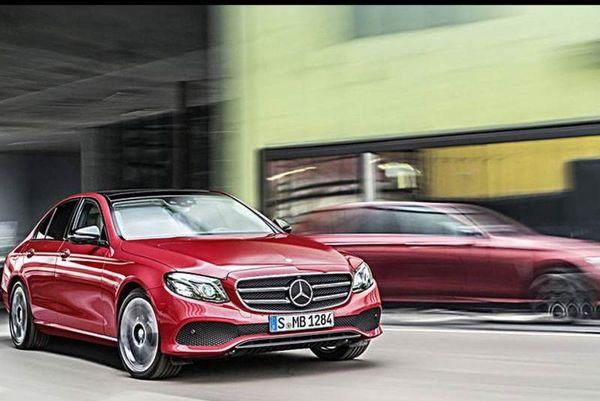 H νέα Mercedes E-Class πριν την επίσημη πρεμιέρα της