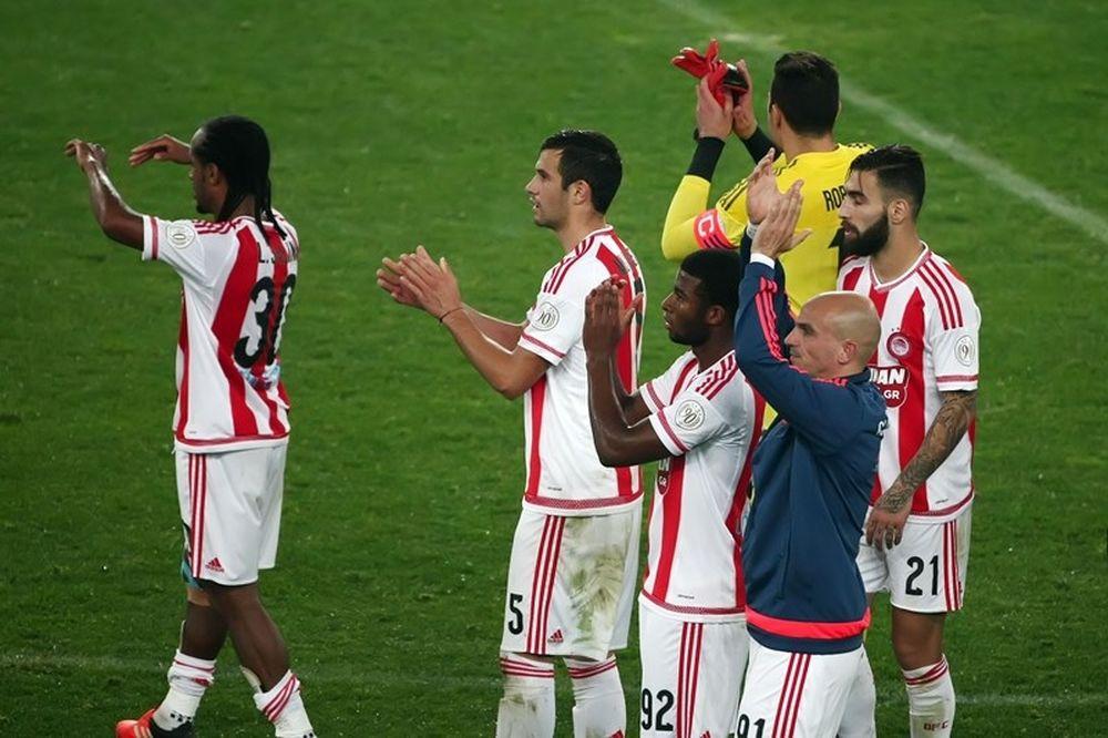 Ολυμπιακός - Λεβαδειακός 3-1: Τα γκολ και οι φάσεις (video)