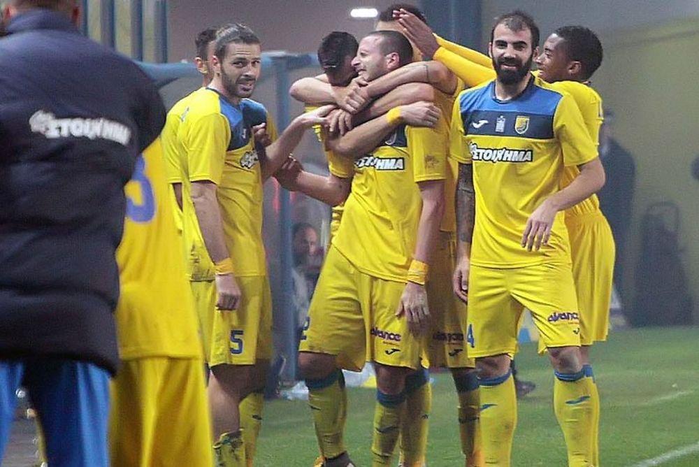 Παναιτωλικός - Αστέρας Τρίπολης 2-1: Τα γκολ του αγώνα (video)