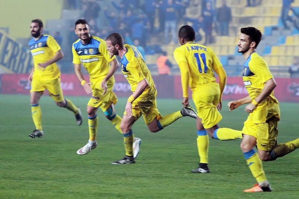 Παναιτωλικός - Αστέρας Τρίπολης 2-1: Τα γκολ και οι φάσεις (video)