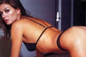 Αλίμονο(υ) σας αν δεν δείτε τα γυμνά της Τζίνας! (photos)