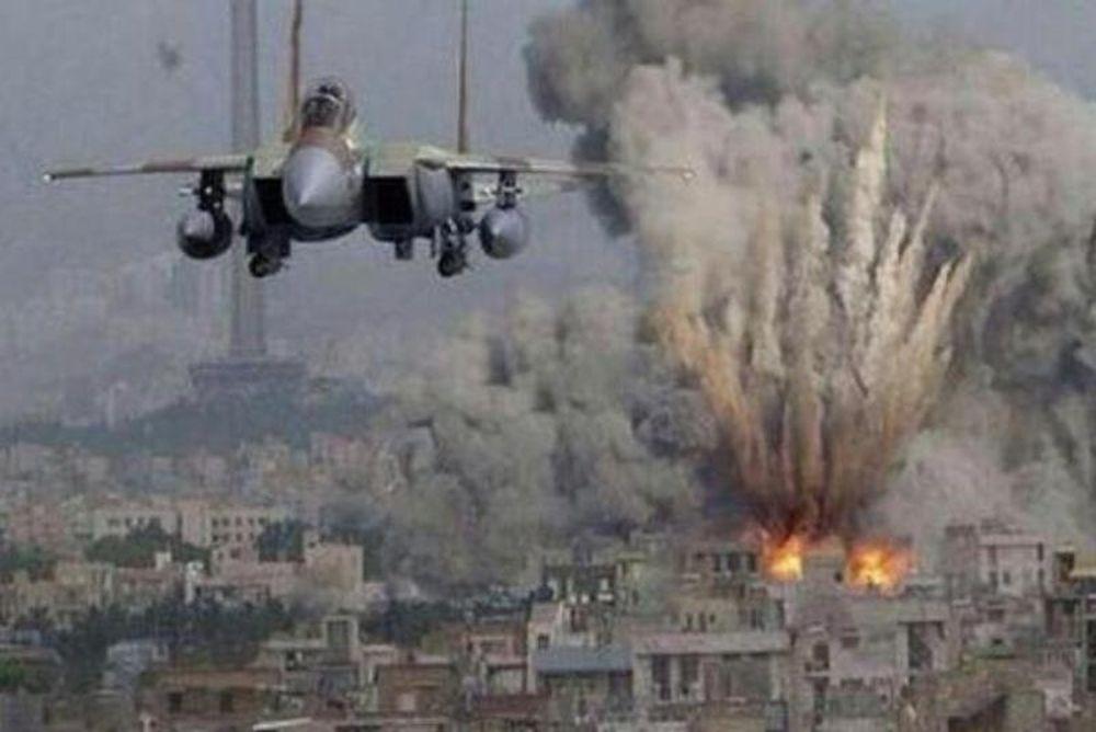 Νέος ισραηλινός βομβαρδισμός στη Λωρίδα της Γάζας (video)