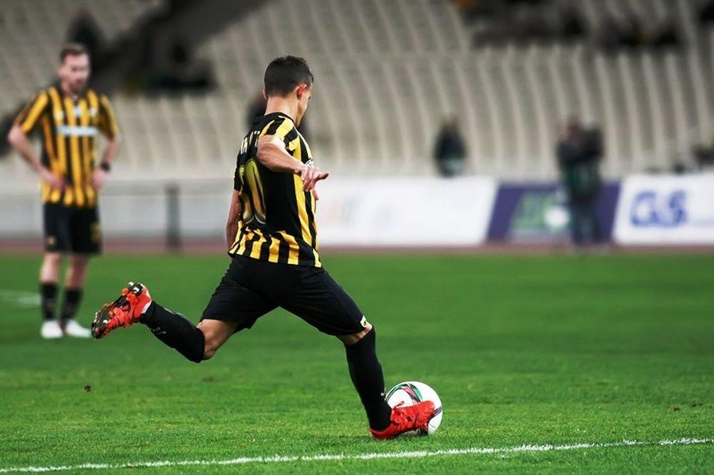 ΑΕΚ – Λεβαδειακός 2-0: Τα γκολ του αγώνα (video)