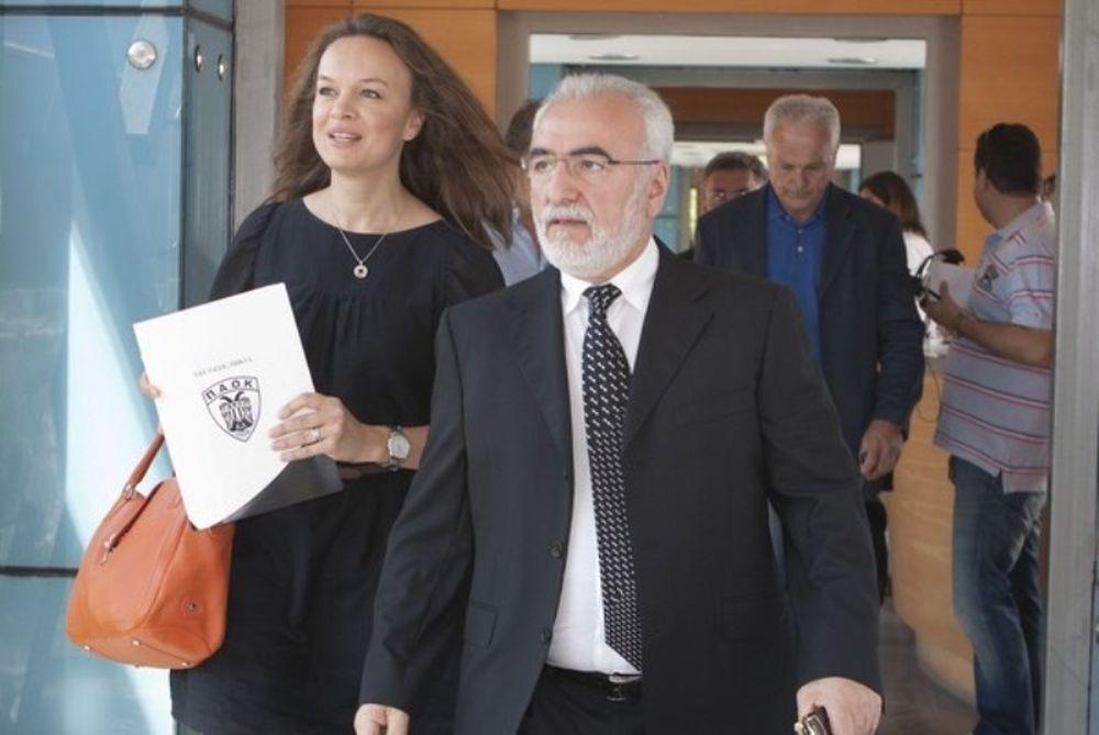 ΠΑΟΚ: Έφτασε ο Σαββίδης