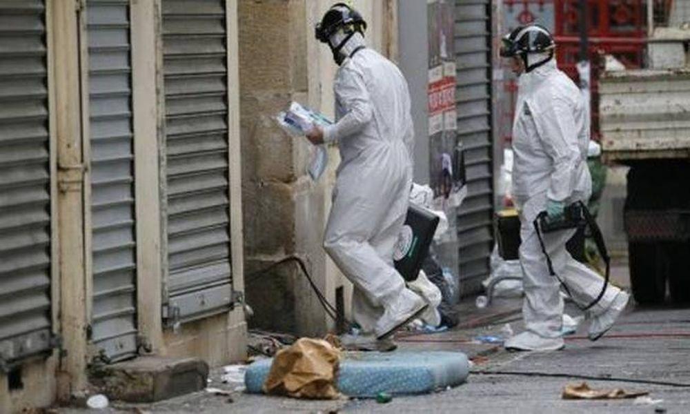 Παρίσι: Ταυτοποιήθηκε ο καμικάζι που ανατινάχθηκε στο Σεν Ντενί (pic)