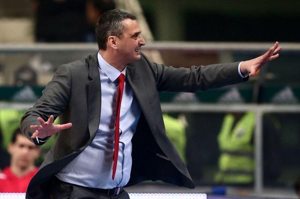 Ράντονιτς: «Παίξαμε σωστά σε όλο το παιχνίδι»