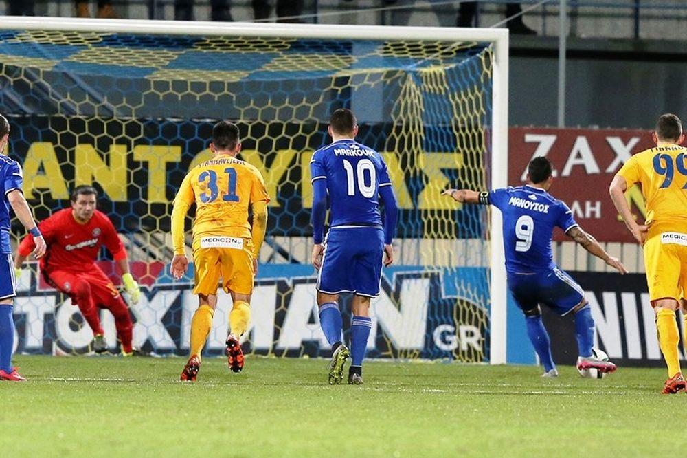 Αστέρας Τρίπολης – ΑΕΛ Καλλονής 3-1: Τα highlights του αγώνα (video)