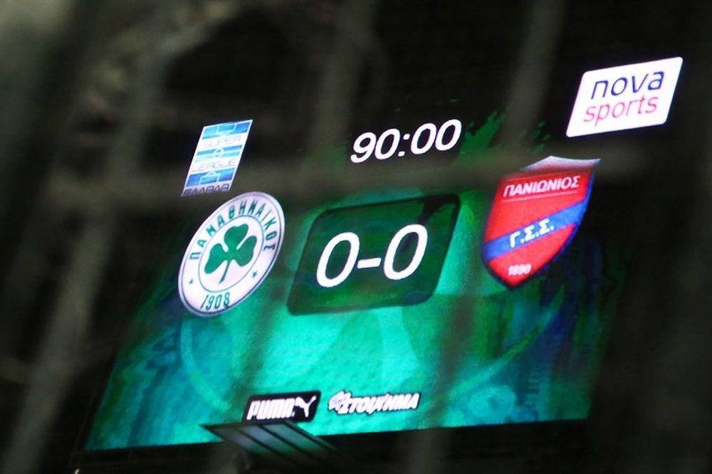 Παναθηναϊκός – Πανιώνιος 0-0: Τα highlights του αγώνα (video)