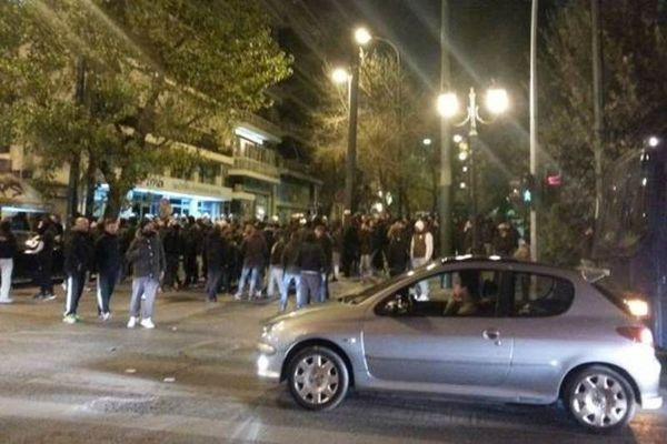 Παναθηναϊκός: Οπαδοί στα γραφεία του ΣΥΡΙΖΑ!