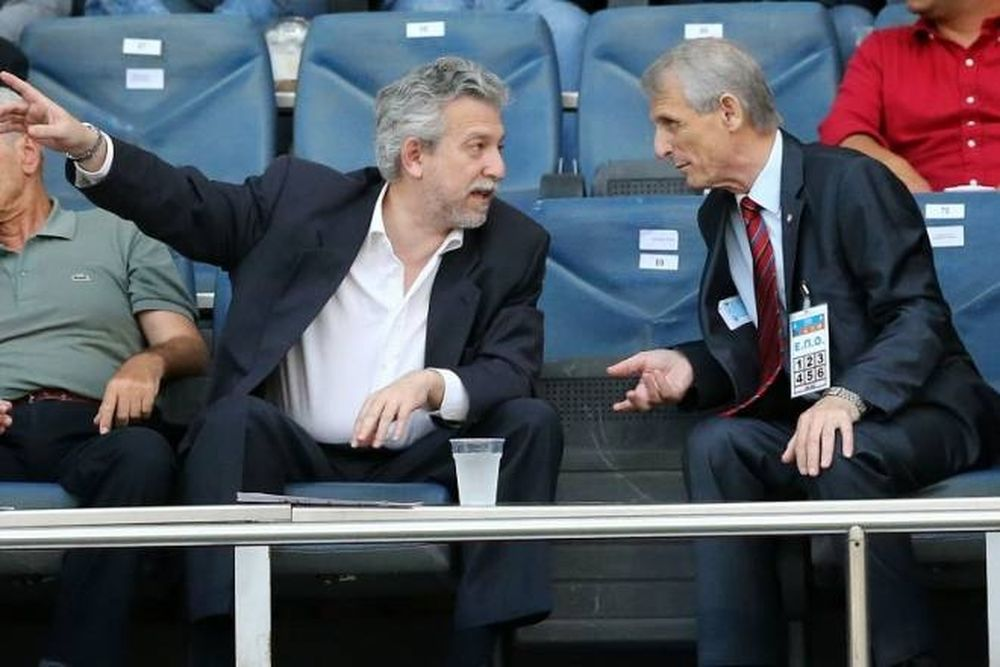 Μόνο λόγια ο Κοντονής! Ας καταγγείλει τους διαιτητές στον ποδοσφαιρικό εισαγγελέα!