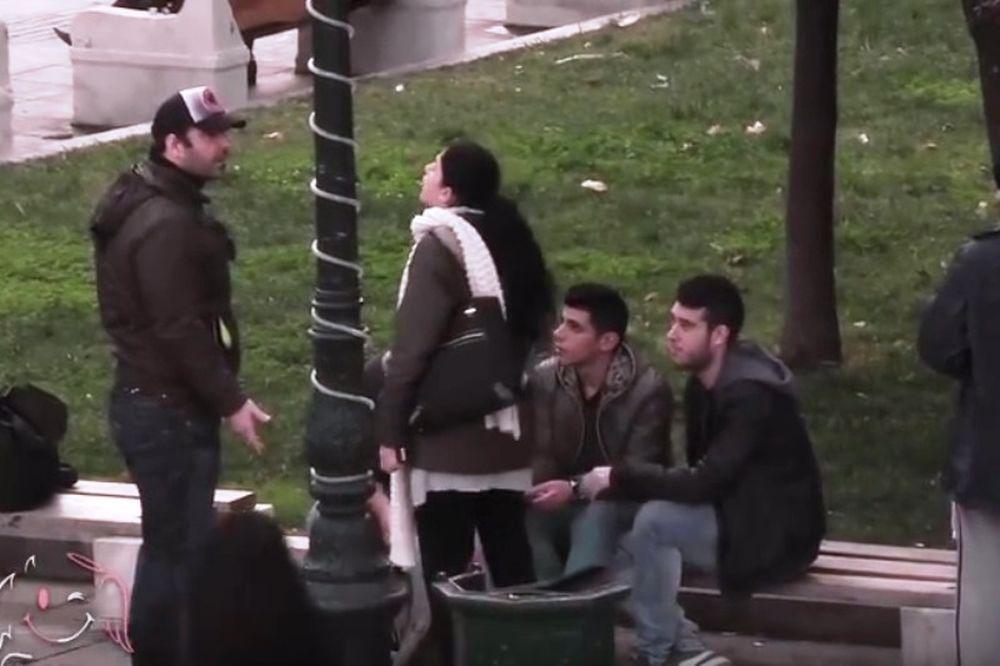 Κοινωνικό πείραμα: Bullying σε έναν άστεγο (video)