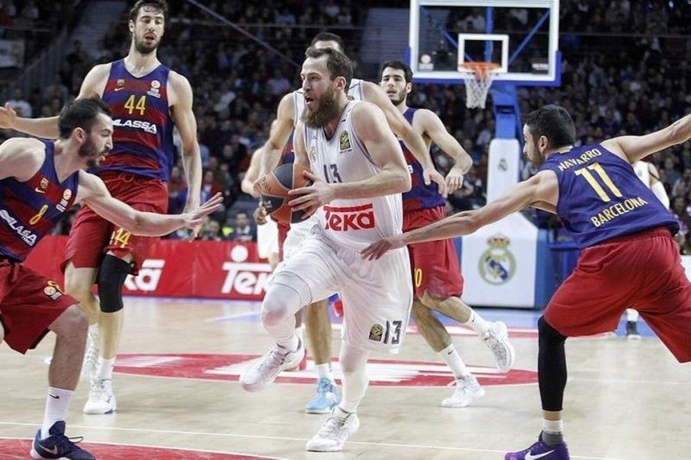 Επικό «διπλό» για Μπάρτσα μέσα στην Μαδρίτη