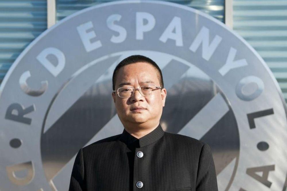 Ο Κινέζος, νέος ιδιοκτήτης της Εσπανιόλ, θέλει Champions League