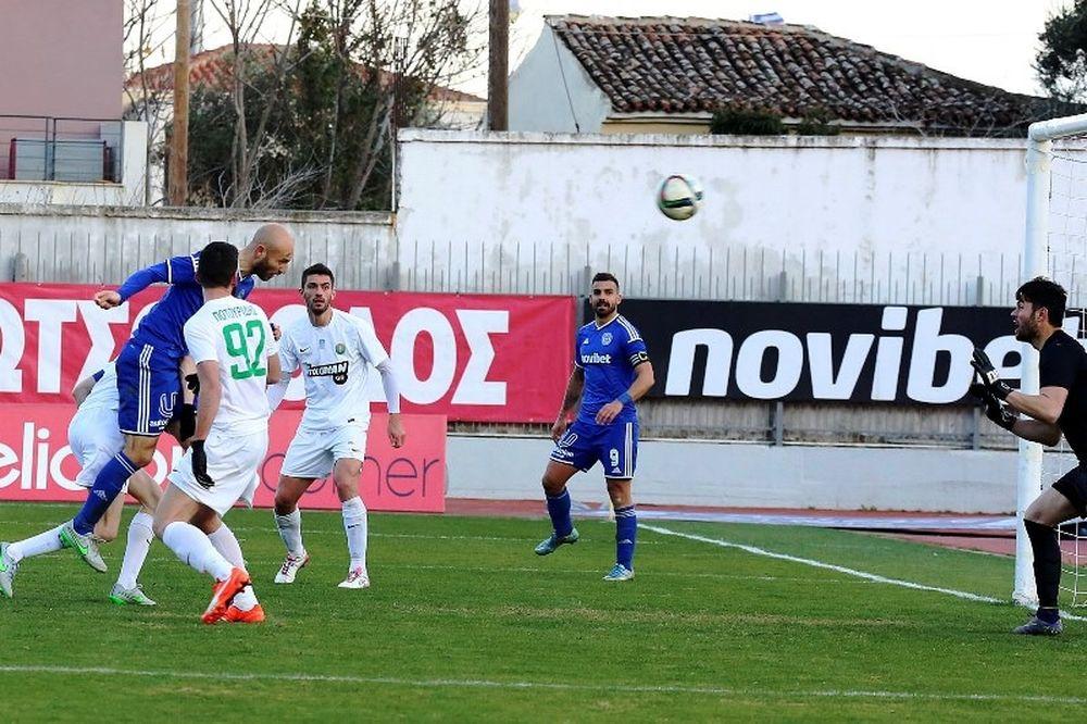 Καλλονή – Πανθρακικός 2-0: Τα γκολ του αγώνα! (video)