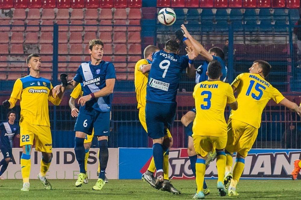 Βέροια - Παναιτωλικός 0-1: Το γκολ και οι φάσεις (video)