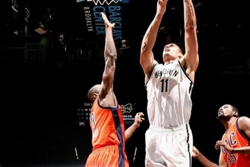 NBA: Σοκ για Thunder στο Brooklyn (videos)