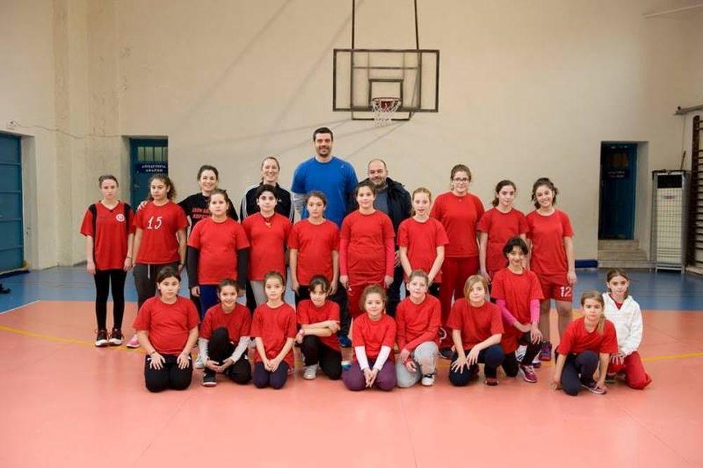 Μαθαίνω το Μπάσκετ, Αγαπώ τον Αθλητισμό!!!
