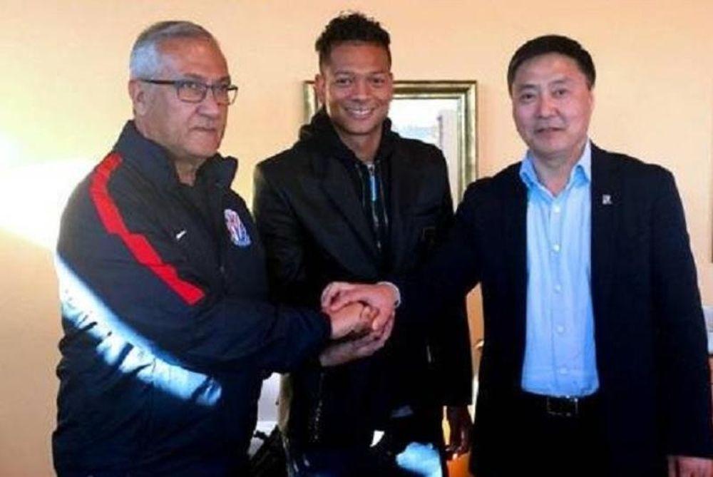 «Μίδας» ο Γκουαρίν στην Κίνα!