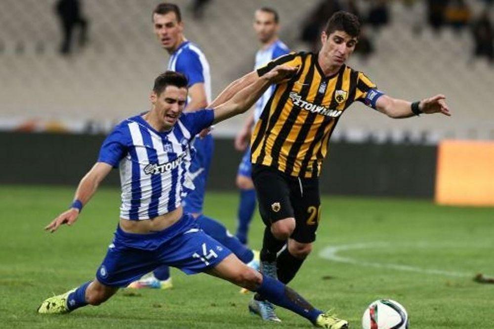 AEK-Ηρακλής 4-1: Τα γκολ του αγώνα (video)
